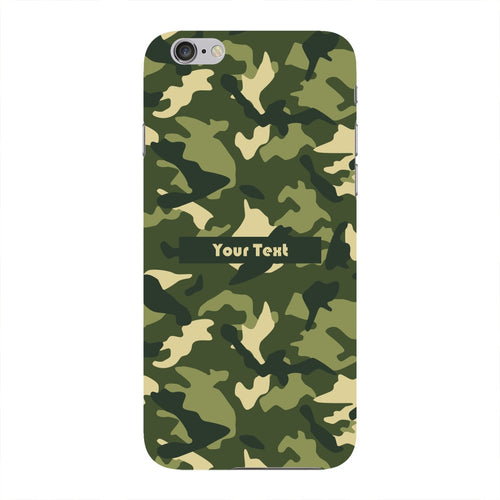 Camouflage Custom Phone Case iPhone 6 case