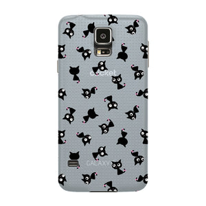Cat Lovers Phone Case Samsung Galaxy S5 case