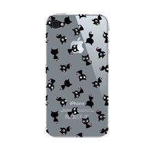 Cat Lovers Phone Case iPhone 4S case