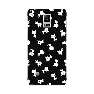 Cat Lovers Phone Case Samsung Galaxy Note 4 case
