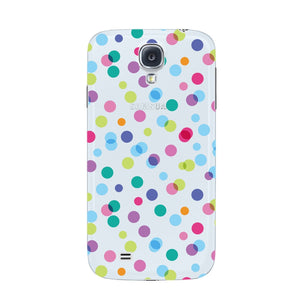Colorful Dots Phone Case Samsung Galaxy S4 case