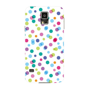 Colorful Dots Phone Case Samsung Galaxy S5 case