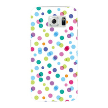 Colorful Dots Phone Case Samsung Galaxy S6 Edge case