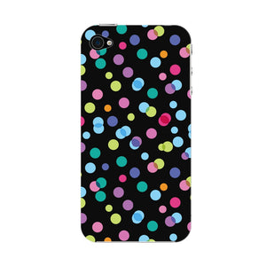 Colorful Dots Phone Case iPhone 4S case