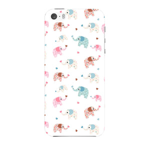 Colorful Elephants Phone Case iPhone 5 case