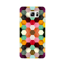Colorful Geometric Shapes Phone Case Samsung Galaxy Note 5 case