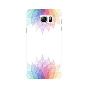 Colorful Leaf Abstract Phone Case Samsung Galaxy Note 4 case