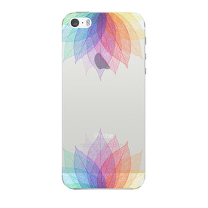 Colorful Leaf Abstract Phone Case iPhone 5 case