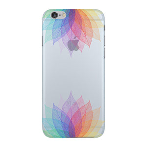 Colorful Leaf Abstract Phone Case iPhone 6 case