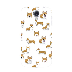Corgi Dog Phone Case Samsung Galaxy S4 case