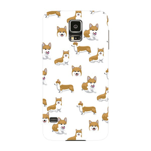 Corgi Dog Phone Case Samsung Galaxy S5 case