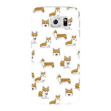Corgi Dog Phone Case Samsung Galaxy S6 Edge case
