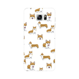 Corgi Dog Phone Case Samsung Galaxy Note 5 case