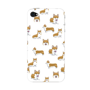 Corgi Dog Phone Case iPhone 4S case