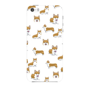 Corgi Dog Phone Case iPhone 5 case