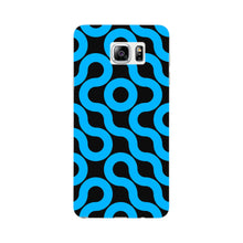 Curved Geometric Pattern Phone Case Samsung Galaxy Note 5 case