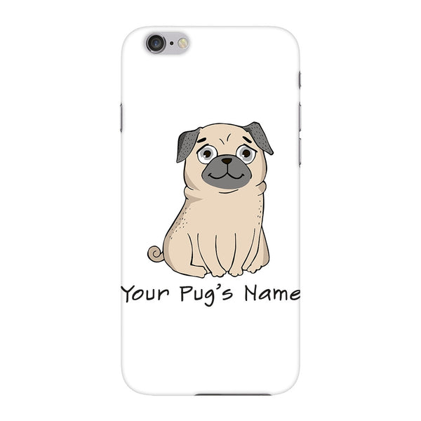 Custom Pug Phone Case iPhone 6 case