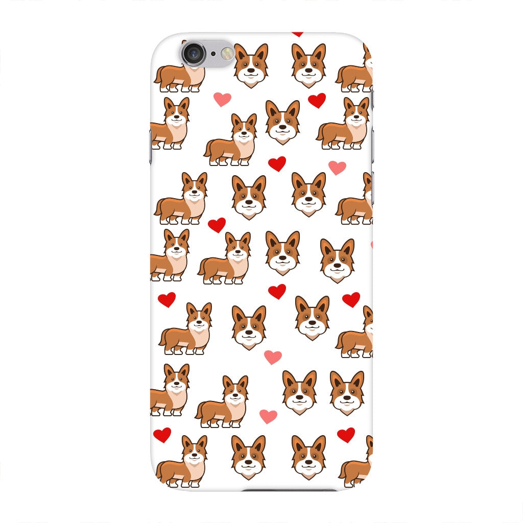 Cute Corgi Phone Case iPhone 6 case