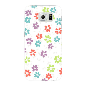 Ditsy Flowers Phone Case Samsung Galaxy S6 Edge case