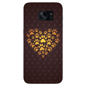 Dog Lovers Samsung Galaxy S7 Edge case