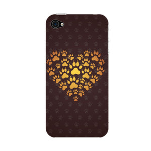 Dog Lovers iPhone 4S case