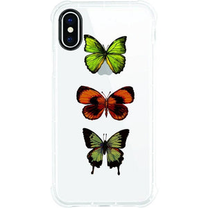 OTM Phone Case, Tough Edge, Butteryfly Delight