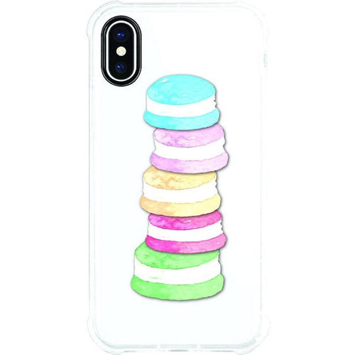OTM Phone Case, Tough Edge, Macaron Stack