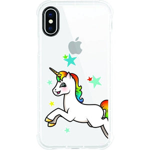 OTM Phone Case, Tough Edge, Unicorn & Stars