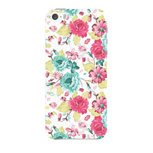 Elegant Flowers Phone Case iPhone 5 case