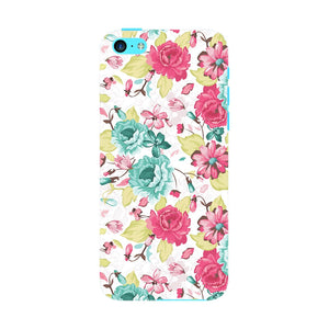 Elegant Flowers Phone Case iPhone 5C case