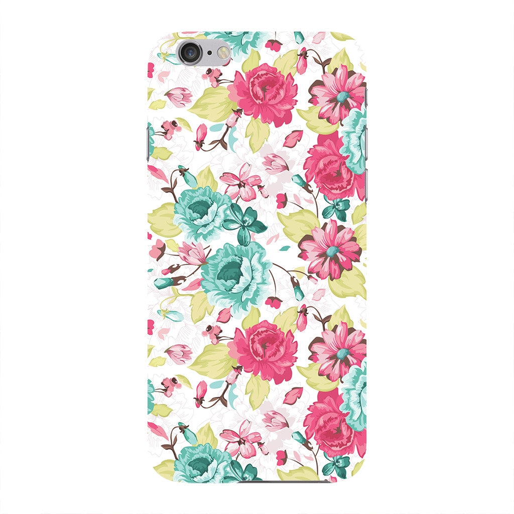 Elegant Flowers Phone Case iPhone 6 case