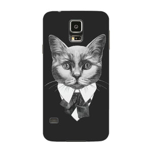 Fashionable Cat Phone Case Samsung Galaxy S5 case