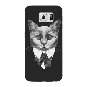 Fashionable Cat Phone Case Samsung Galaxy S6 Edge case