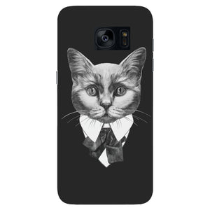 Fashionable Cat Phone Case Samsung Galaxy S7 Edge case