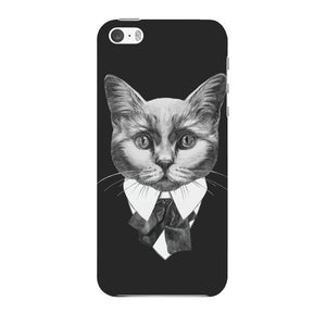 Fashionable Cat Phone Case iPhone 5 case