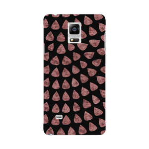 Fish Scale Phone Case Samsung Galaxy Note 4 case
