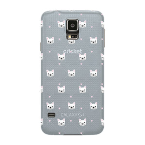 Frenchie Love Phone Case Samsung Galaxy S5 case