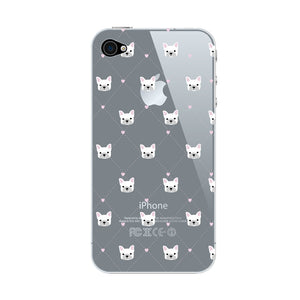 Frenchie Love Phone Case iPhone 4S case
