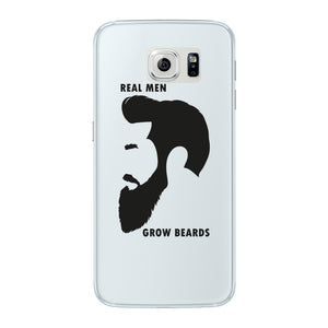 Grow A Beard Phone Case Samsung Galaxy S6 Edge case