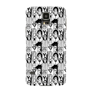 Hipsters Phone Case Samsung Galaxy S5 case