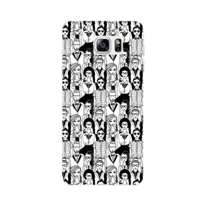 Hipsters Phone Case Samsung Galaxy Note 5 case