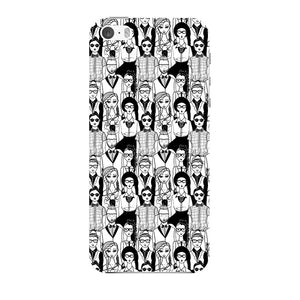 Hipsters Phone Case iPhone 5 case