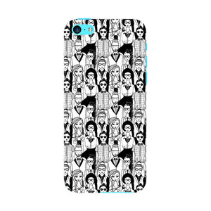 Hipsters Phone Case iPhone 5C case
