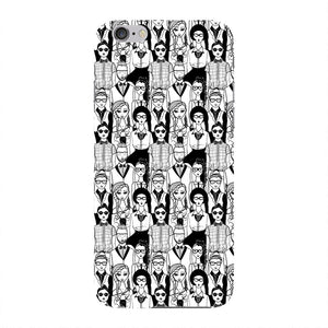 Hipsters Phone Case iPhone 6 case