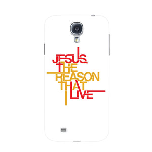 Jesus Mobile Phone Case Samsung Galaxy S4 case