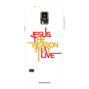 Jesus Mobile Phone Case Samsung Galaxy S5 case