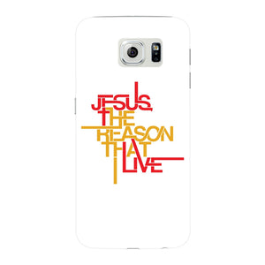 Jesus Mobile Phone Case Samsung Galaxy S6 Edge case
