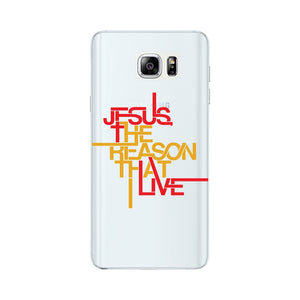Jesus Mobile Phone Case Samsung Galaxy Note 5 case
