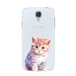 Kitten Phone Case Samsung Galaxy S4 case