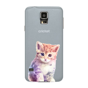 Kitten Phone Case Samsung Galaxy S5 case
